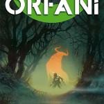 Copertina del terzo numero di Orfani