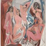 """""""Les demoiselles d'Avignon"""", uno di quadri più importanti del '900"""