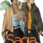 Copertina di Saga vol.1