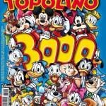 Copertina di Topolino 3000
