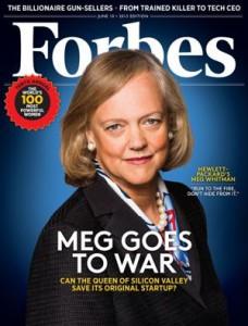 Meg Whitman, CEO di Hewlett-Packard