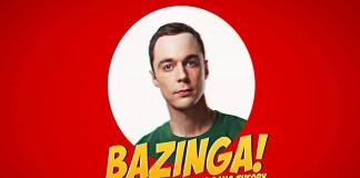 Le più belle magliette di Sheldon Cooper