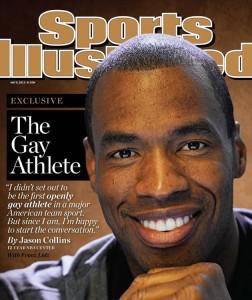 Jason Collins sulla copertina di Sports Illustrated