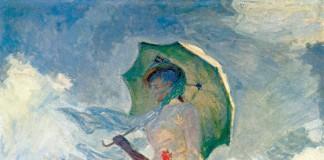 Le persone che vivono con le cose belle, a partire dal Saggio di figura en plein air di Claude Monet