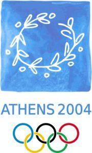 Il manifesto delle Olimpiadi di Atene 2004