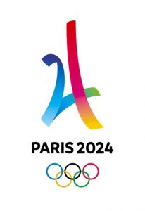 Il manifesto delle Olimpiadi di Parigi 2024