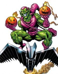 Goblin, il principale nemico di Spider-Man