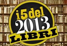 I 5 migliori libri del 2013