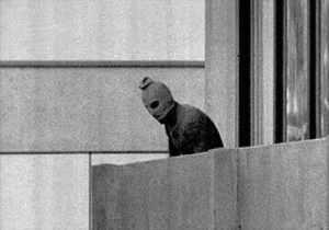 Uno dei terroristi di Monaco '72