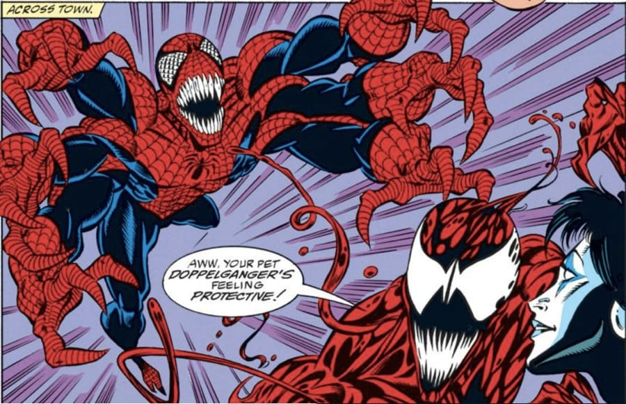 Il Doppelganger di Spider-Man