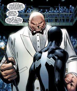 Kingpin contro Spider-Man