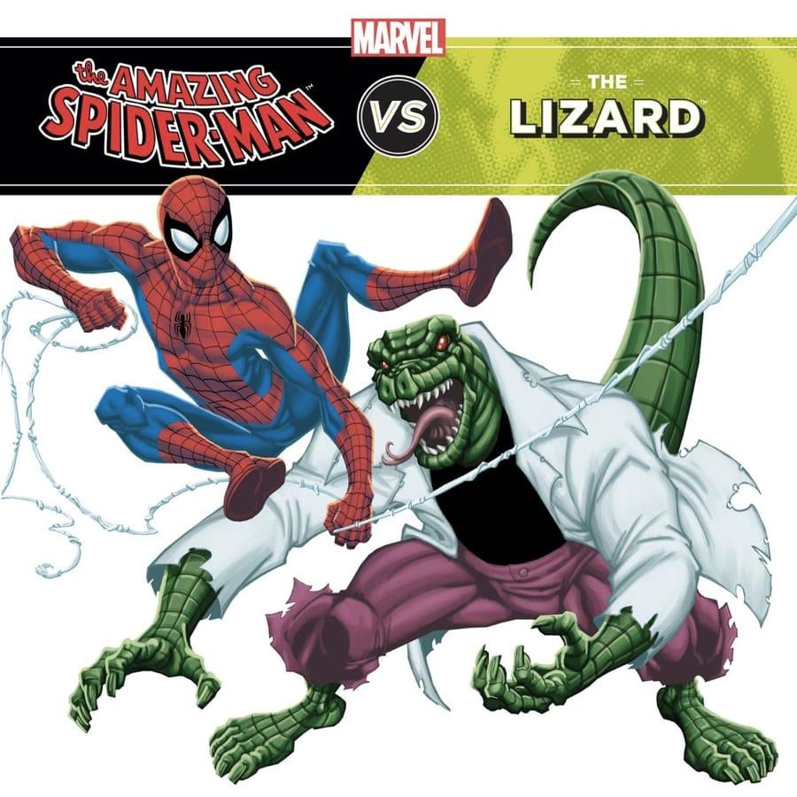 Spider-Man contro Lizard, suo nemico storico