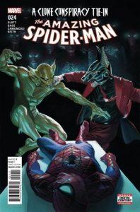 Lo Sciacallo contro Spider-Man