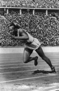 Jesse Owens a Berlino '36