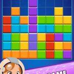 Una schermata di Block Puzzle