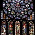 Le famose vetrate della Cattedrale di Chartres