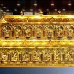 L'Arca dei Magi conservata a Colonia (foto di Arminia via Wikimedia Commons)
