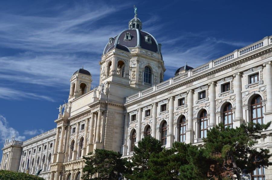 Il Naturhistorisches Museum di Vienna