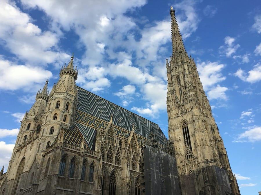 La Cattedrale di Santo Stefano a Vienna