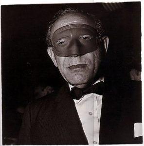 Masked Man at a Ball, 1967