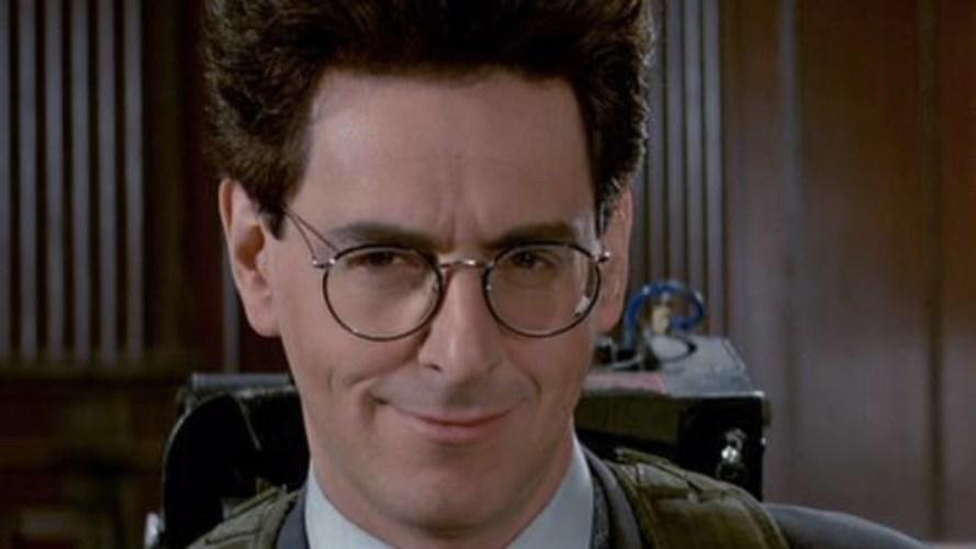 Harold Ramis in Ghostbusters, uno dei suoi film più famosi