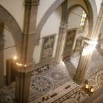 Alcuni celebri affreschi contenuti all'interno del Duomo di Firenze (foto di Sailko via Wikimedia Commons)