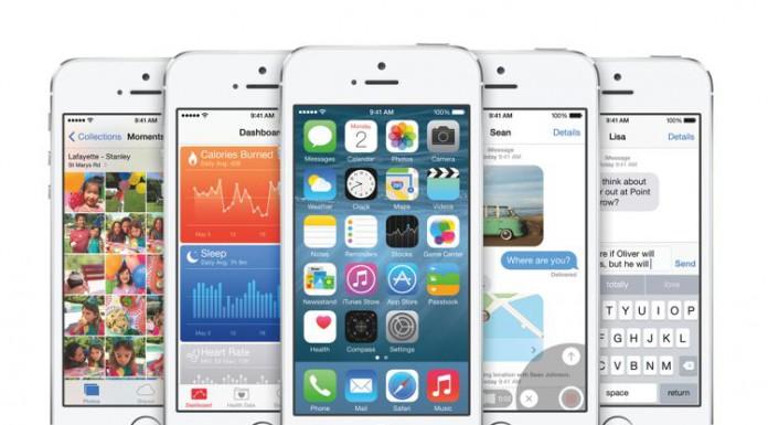 iOs8, il nuovo sistema operativo per iPhone e iPad di Apple