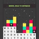 Una schermata di PuzzleJuice
