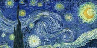 La notte stellata, uno dei più famosi quadri di van Gogh