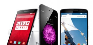 L'anno dei phablet: iPhone 6 Plus, Nexus 6, OnePlus One