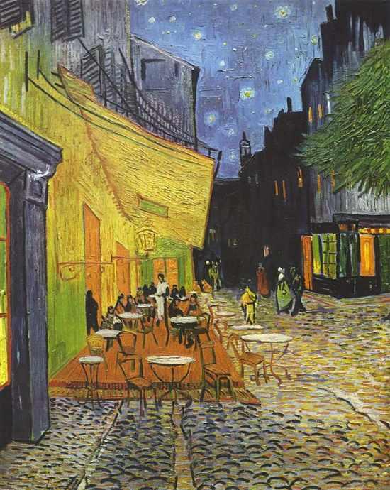 Cinque importanti opere d 39 arte di vincent van gogh for Quadri di parigi