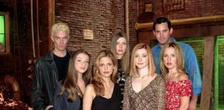 Il cast di Buffy l'ammazzavampiri
