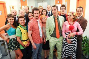 Tutti i (numerosi) attori di Camera Café