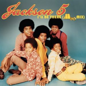 I Jackson 5 sulla copertina di I'll Be There