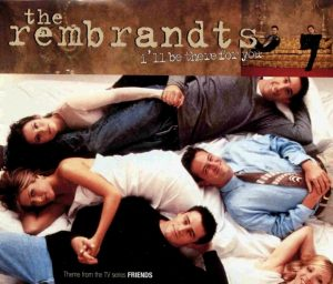 I'll Be There for You dei Rembrandts è una bella canzone da dedicare a una migliore amica, come dimostra il suo utilizzo come colonna sonora di Friends