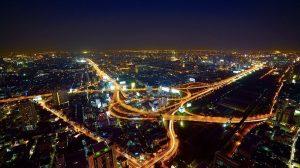 Bangkok e le sue strade trafficate