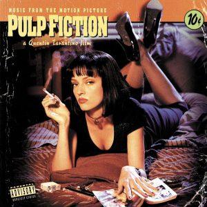 La colonna sonora di Pulp Fiction, film che ha segnato gli anni '90