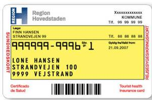 Il CPR danese