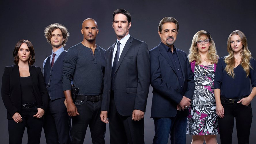 Il cast di Criminal Minds