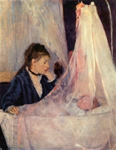 La culla di Berthe Morisot
