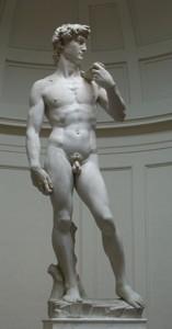 Il David di Michelangelo Buonarroti