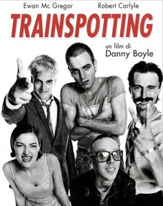 Trainspotting, film che lanciò la carriera di Ewan McGregor e Danny Boyle