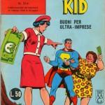 L'albo italiano in cui fecero per la prima volta capolino gli Amici della Legge, ovvero la Justice League