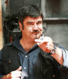 Francesco Pannofino, che fa da doppiatore a George Clooney da anni