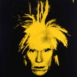 Self-portrait di Andy Warhol