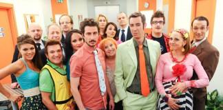 Camera Café è una delle sitcom italiane col maggior numero di puntate