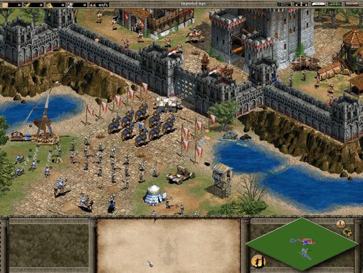 Lo storico Age of Empires II