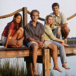 I ragazzi protagonisti di Dawson's Creek