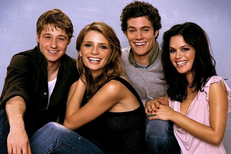 Il cast di The O.C., teen drama di grande successo