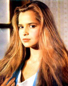 Grecia Colmenares, protagonista di Topazio, una delle più famose telenovelas anni '80